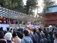 鹿島神宮 節分祭