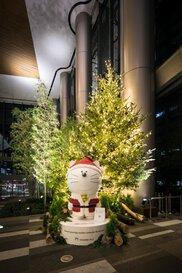 虎ノ門ヒルズ クリスマス 2017