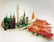 世界遺産チャリティーアートエキジビションPIECE OF PEACE『レゴ(R)ブロック』で作った世界遺産展 PART-3