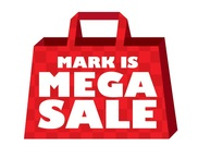 MARK IS MEGA SALE