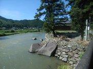 九州歴史資料館パネル展「女男石護岸施設と筑後川の堰」