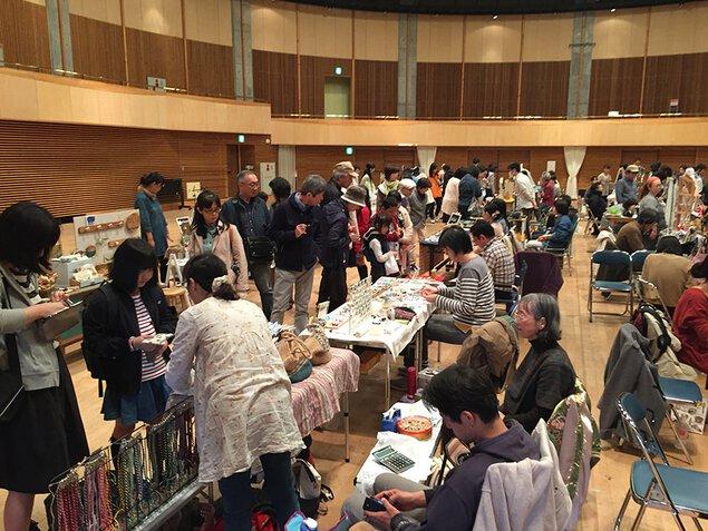 芸森アートマーケット2021