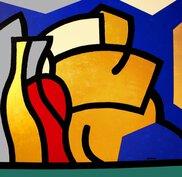 松浦章博 個展 「色彩とフォルムとエロティシズム」