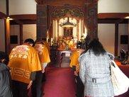 多久聖廟絵馬奉納式