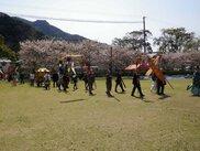 鏡神社 春祭り(春季例大祭)