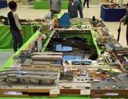 鉄道模型ジオラマ作成ワークショップ