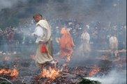 火渡り祭(高尾山)