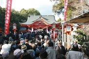 扇森稲荷神社(こうとう様)初午大祭