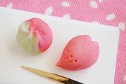 手しごとワークショップ~桜の和菓子~