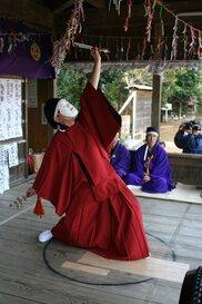 熊野神社神楽