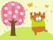 ぽかぽか♪春の絵本特集