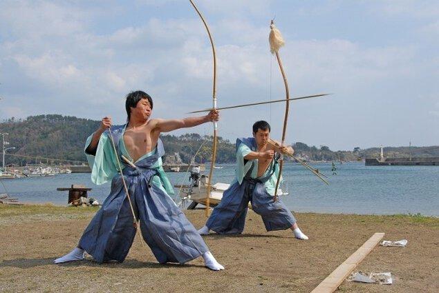 花生神社祭礼風流