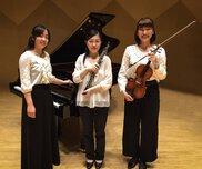 第319回市民サロンコンサート 春の訪れコンサート ~ヴァイオリン・オーボエとピアノの調べ~
