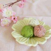みりんスイーツ「春の三色ビューティーボール」を作ろう!