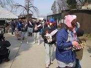 須坂市動物園 春の動物園まつり