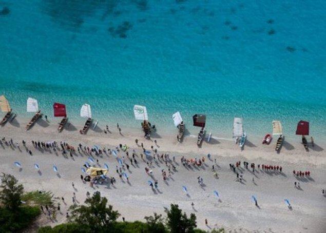 第19回 サバニ帆漕レース