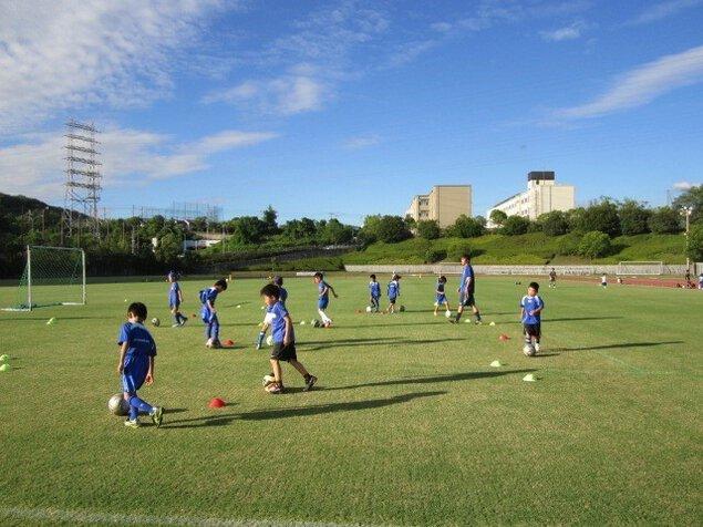ミズノサッカー塾