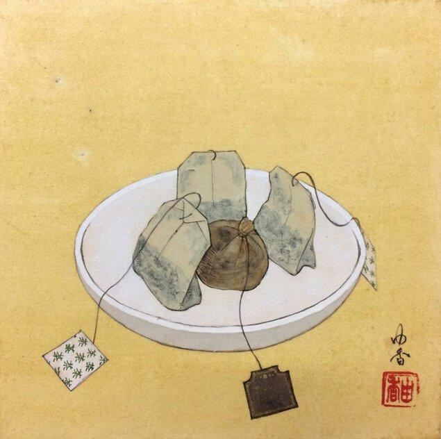 葛西由香 個展「日々とあそび」