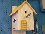 野鳥の巣箱を作ろう!