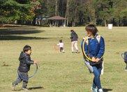 親子で楽しくコミュニケーション!「親子スポーツ教室」(六仙公園)