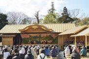 にっぽん文楽in熊本城