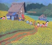 開館20周年記念 原田泰治が描く 美しい日本の童謡・唱歌展