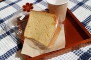 淡路島国営明石海峡公園 春の茶店