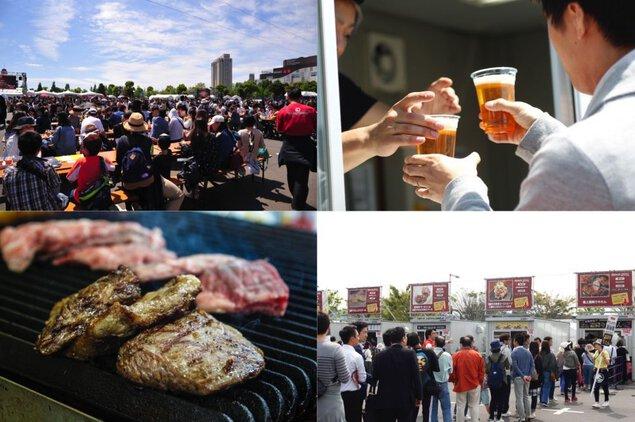 肉フェス OSAKA 2018 (大阪市東...