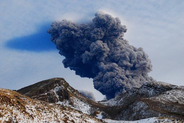 火山のチカラ~火と水のダイナミズム~