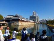 フィールドワーク「広島城の堀を訪ねて」