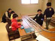 鉄道模型(Nゲージ)運転会(3月)