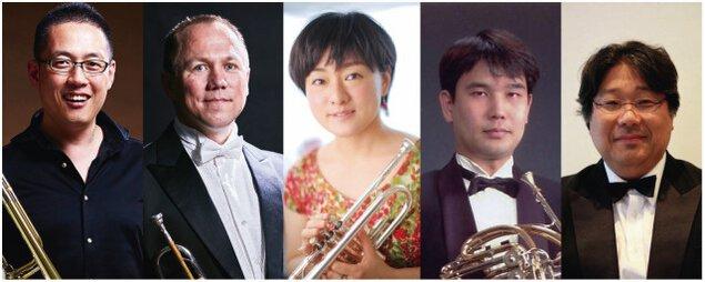 京響メンバーによる金管五重奏の愉しみ