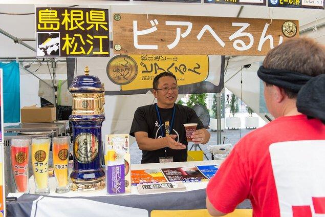 九州ビアフェスティバル2018福岡城&熊本うまいものフェスティバル