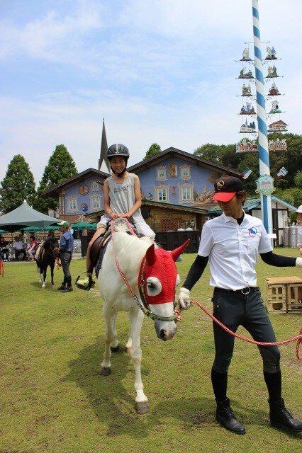 リトルワールド「ヘレスの馬祭り」