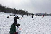 第34回 愛別町雪中ソフトボール大会
