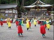 日枝神社 お田植え祭り