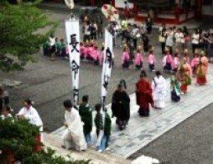 近江神宮饗宴祭