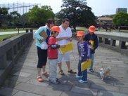 石橋記念公園「子どもガイド案内」(3月)