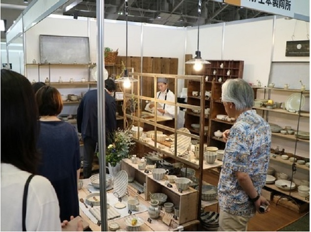 全国くらしの陶磁器フェア2018 in 金沢