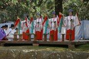 水谷神社鎮花祭