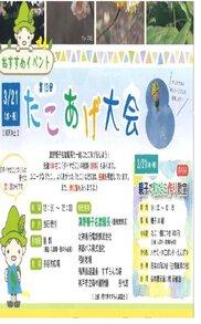 神戸市立森林植物園 第13回 たこあげ大会