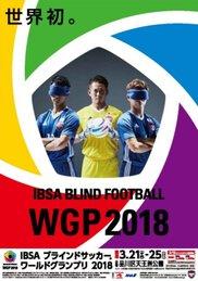 IBSA ブラインドサッカーワールドグランプリ 2018
