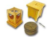木工クラフト(なかがわ水遊園)
