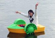 パドラーボート(なかがわ水遊園)