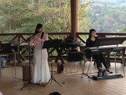 広島市森林公園 フルートコンサート