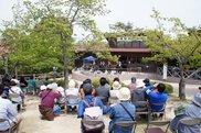 広島市森林公園 森のアカペラコンサート