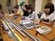 鉄道模型(Nゲージ)運転会(4月)