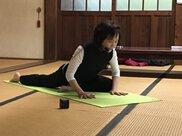 お寺deYOGA「スマイルヨーガ教室」(4月)