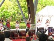 春のあすたむ祭り「太鼓まつり」