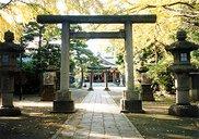 品川冨士(品川神社)
